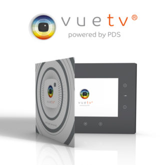 Vue tv Video brochres